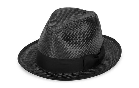 Carbon Fiber Fedora | Make A Statement In These Resilient Carbon Fiber Hats