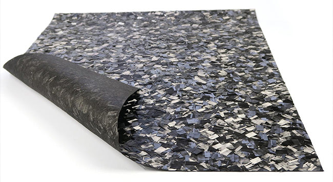 Dry Forged Carbon sheet
