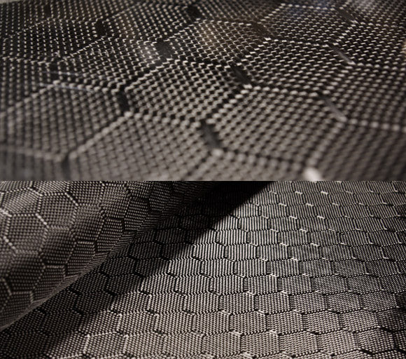 Wasp carbon fiber fabric