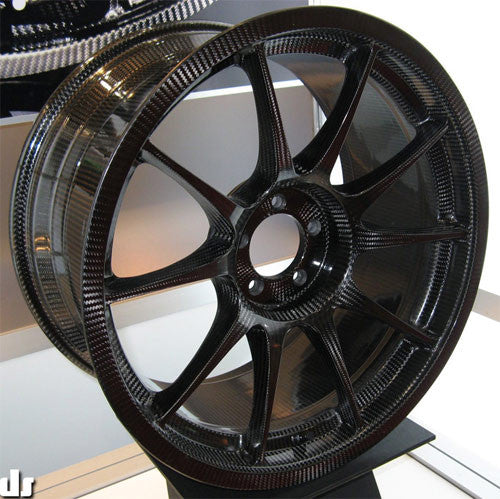 Carbon Fiber Wheels >> Weds Sport Full Carbon Fiber Wheel Carbon Fiber Gear