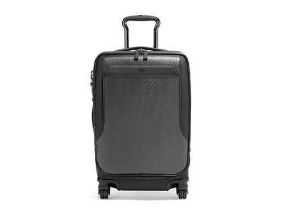 Tumi International Dual Access 4 Wheeled Carbon Fiber Carry-On Suitcase