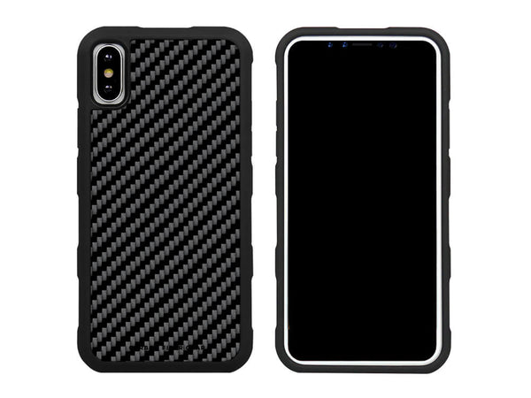 Carbon Fiber Gear CarboFend Carbon Fiber Case for iPhone X / XS