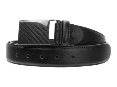 Carbon Design Belt with 100% Carbon Fiber Buckle