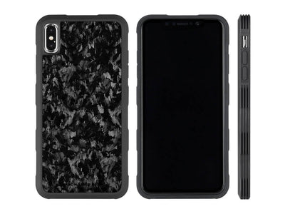 Carbon Fiber Gear CarboFend Forged Carbon Case for iPhone XS Max