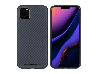 Carbon Fiber Gear CarboKev 100% Aramid Fiber Case for iPhone 11 Pro