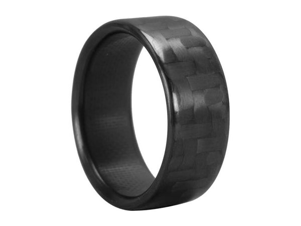 Ultra Carbon Fiber Ring - Original / Polished