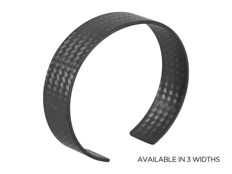 Carbon Touch carbon fiber bracelet - Medium