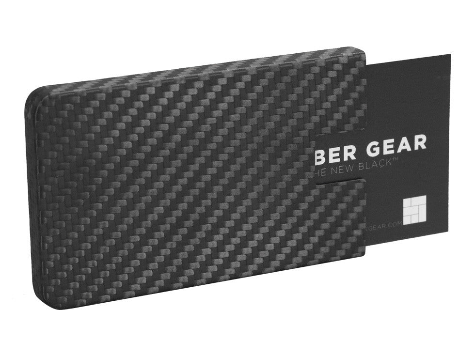 Carbon touch carbon fiber business card case carbon fiber gear colourmoves