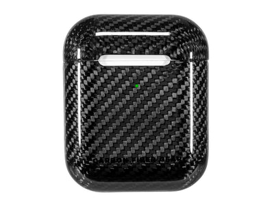 CarboShield 100% Carbon Fiber Case for Apple AirPods