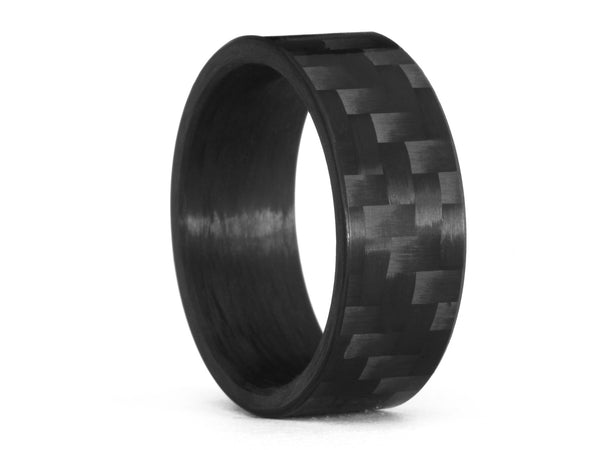 Oliver Paul Canton Carbon Fiber Ring
