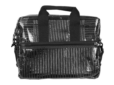 RAGGEDedge Carbon Fiber Sailcloth Briefcase, front