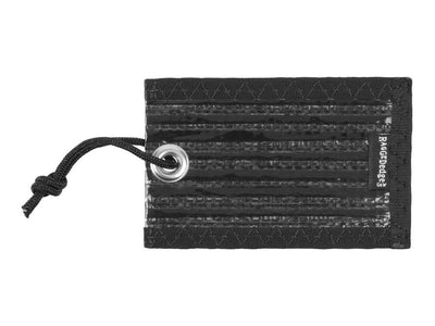 RAGGEDedge Gear Carbon Fiber Sailcloth Luggage Tag