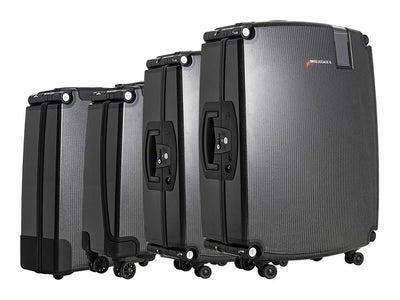 Swiss Luggage Carbon Fiber Suitcase collection
