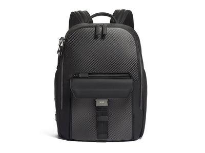Tumi Doyle Carbon Fiber Backpack, front