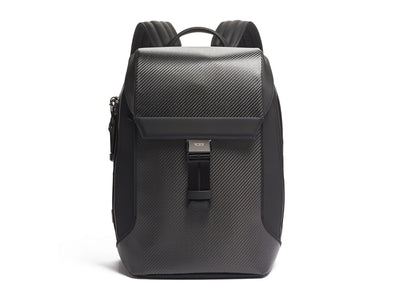 Tumi Dolton Carbon Fiber Flap Backpack