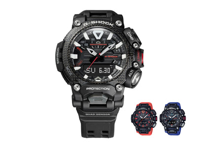 G-SHOCK Gravitymaster GRB200 Carbon Fiber Watch