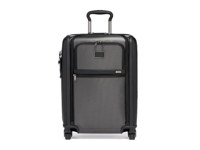 TUMI Continental Dual Access 4 Wheeled Carbon Fiber Carry-On Suitcase