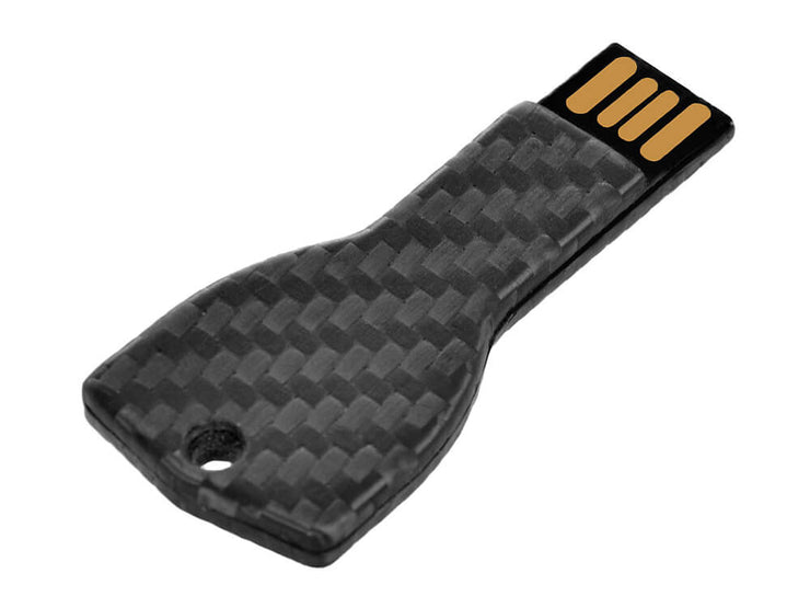 Carbon Touch 4GB USB Carbon Fiber Key