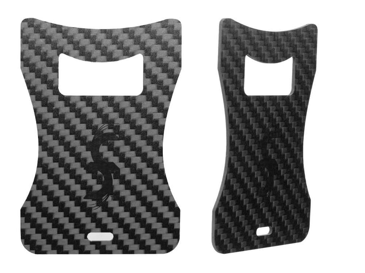 Carbon Fiber Credit Card Bottle Opener