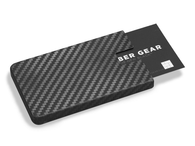 Carbon Touch Carbon Fiber Business Card Case – Carbon Fiber Gear