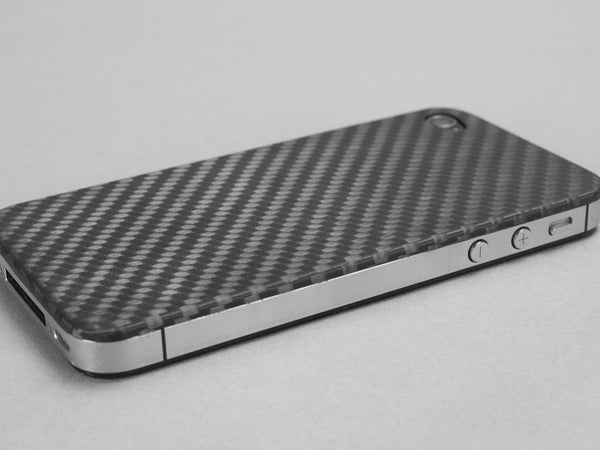 Carbon Touch 100% Carbon Fiber Case for iPhone 4 / 4S