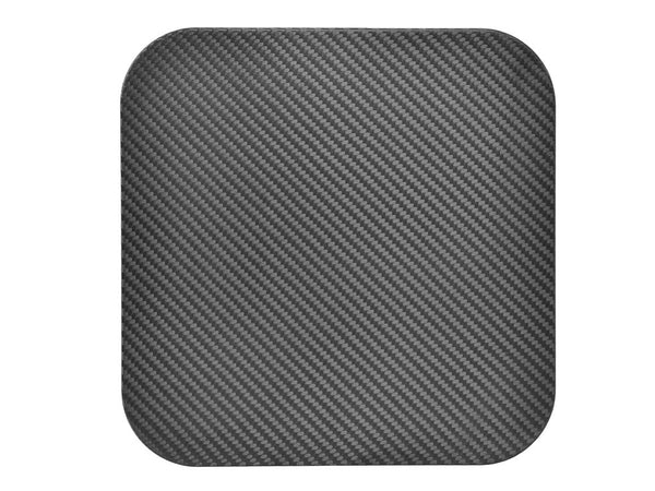 Carbon Touch Carbon Fiber Square Mousepad