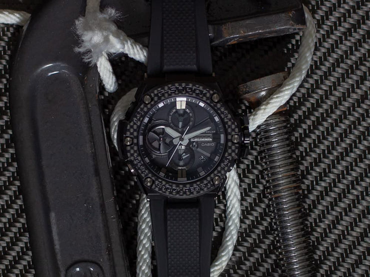 Casio G-Shock GSTB100X-1A lifestyle