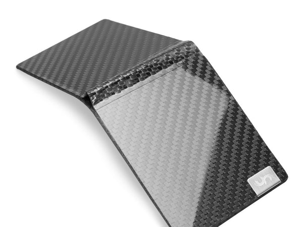 Common Fibers RFID Blocking MAX Carbon Fiber Wallet