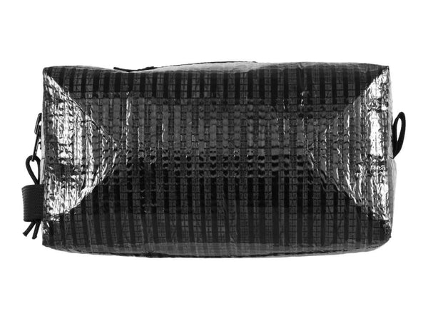 RAGGEDedge Carbon Fiber Sailcloth Toiletry Bag, front