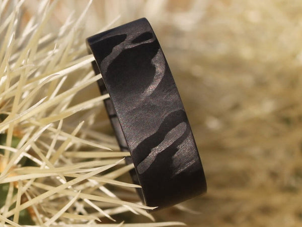 Ranger Filament Carbon Fiber Ring by Element Ring Co. lifestyle