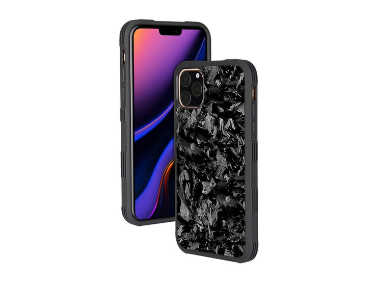 Carbon Fiber Gear CarboFend Forged Carbon Case for iPhone 11 Pro