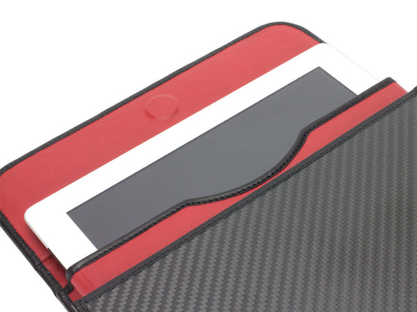 Londono Leather and Carbon Fiber Sleeve for Apple iPad