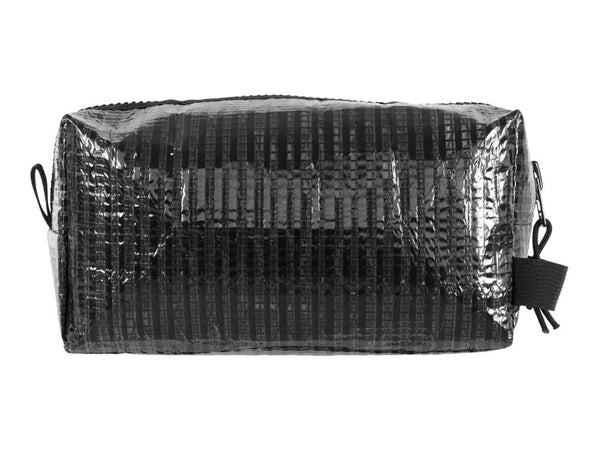 RAGGEDedge Carbon Fiber Sailcloth Toiletry Bag, back