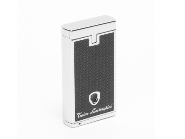 Tonino Lamborghini Pergusa Carbon Fiber Torch Flame Lighter
