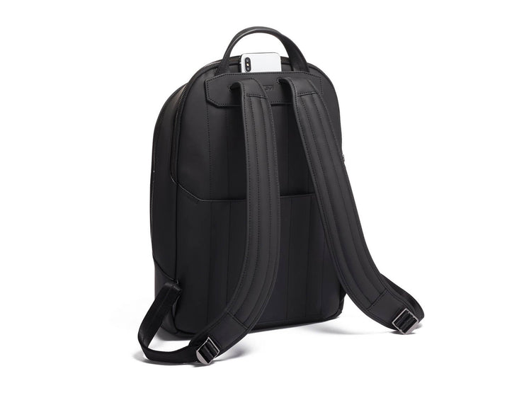 Tumi Marlow Carbon Fiber Backpack, back