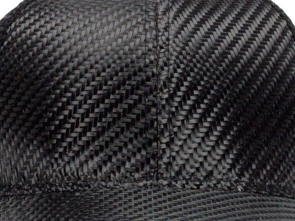 Carbon Fiber Hat With Mesh Backing