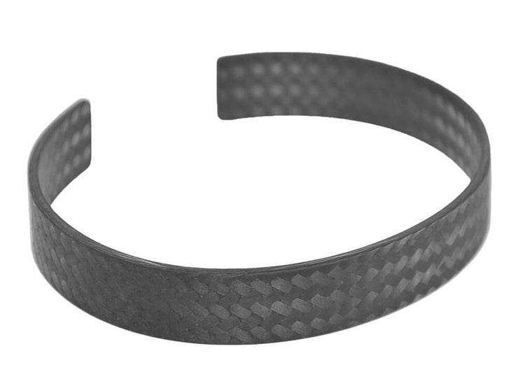 Carbon Touch carbon fiber bracelet - narrow
