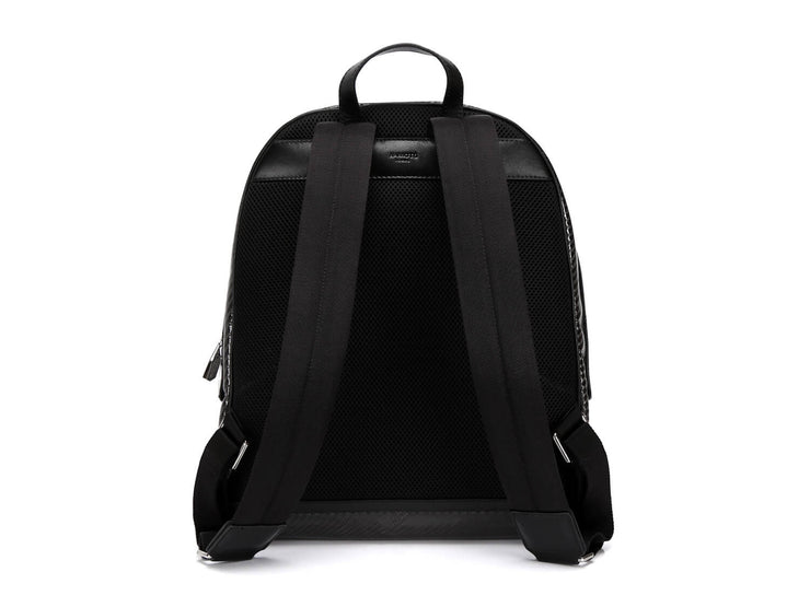 Kamoto DH Pack Carbon Fiber Backpack, back