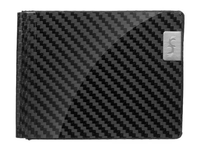 Common Fibers MAX carbon fiber RFID blocking wallet