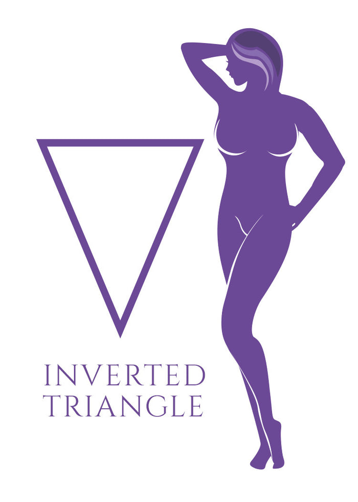 Shapes - Inverted Triangle