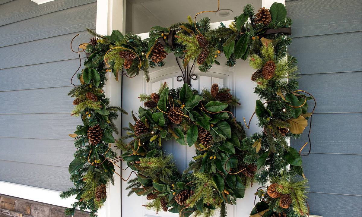 Wreath Hangers | Village Lighting Company