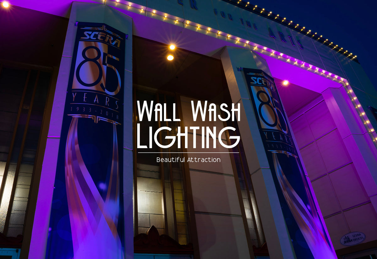 Wall Wash Lighting