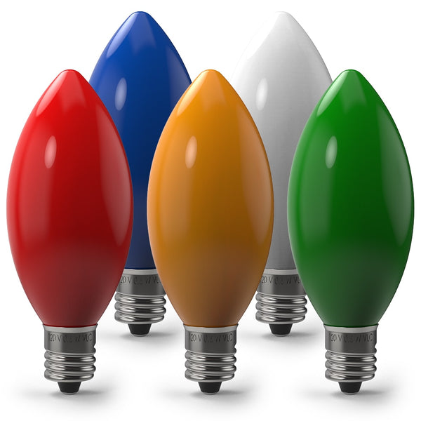 C9 (E12) Ceramic Incandescent