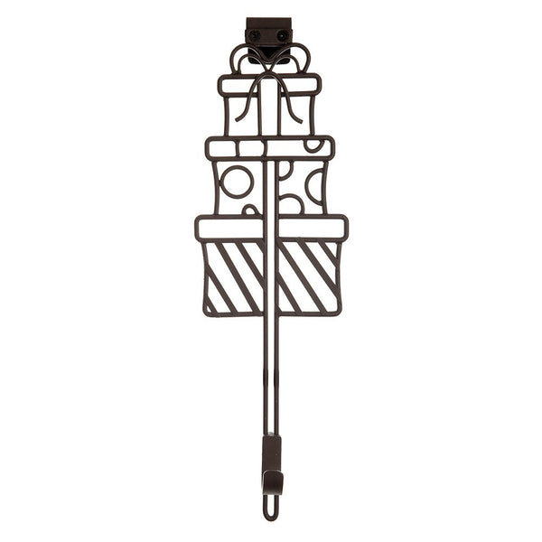 Wreath Hanger - Gifts Vertical Adjustable Hanger by Village Lighting Company