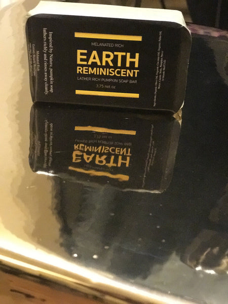 Earth Reminiscent-Pumpkin Soap Bar