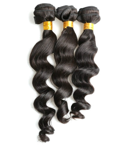 Brazilian  Princess Wave Hair Extensions-Bundle Deal