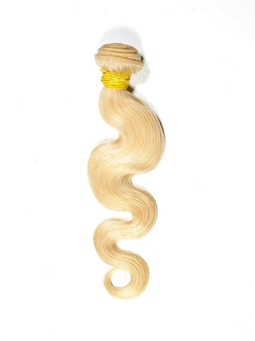 Brazilian Body Wave Hair Extensions-Russian Blonde