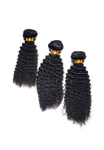 Brazilian Afro Kinky Curly Hair Extensions-Bundle Deal