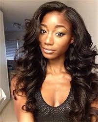 Brazilian Body Wave Front Lace Wig