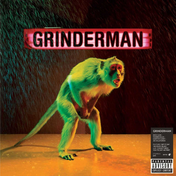 NEW GRINDERMAN GREEN VINYL